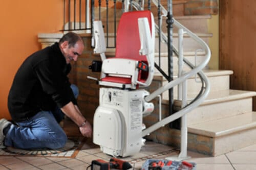 Maintenance & Servicing Stairlifts Oxford