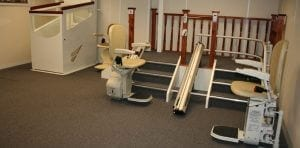 Straight Stair Lifts Reading