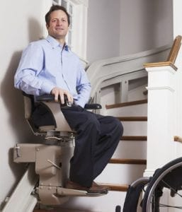 Side Track Stair Lifts London
