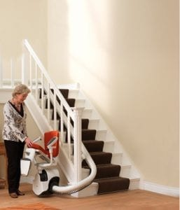 Side Track Stair Lifts Reading