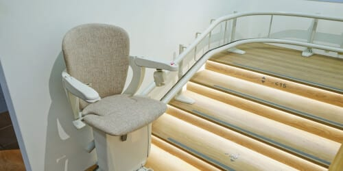 Side Track Stairlifts Oxford