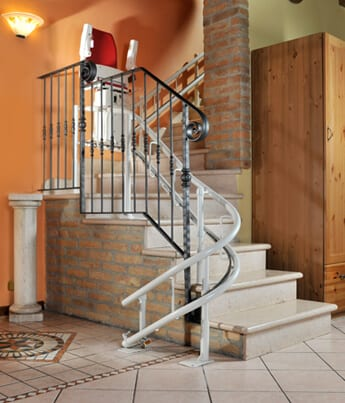 Curved Stairlifts High Wycombe