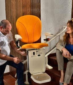 Curved Stair Lifts Reading