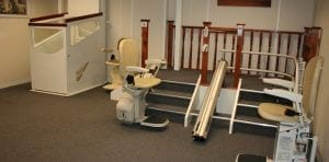 Through The Floor Stair Lifts Watford