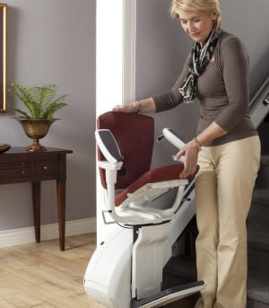 Straight Stair Lifts Harrow