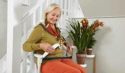 curved stairlifts Newbury